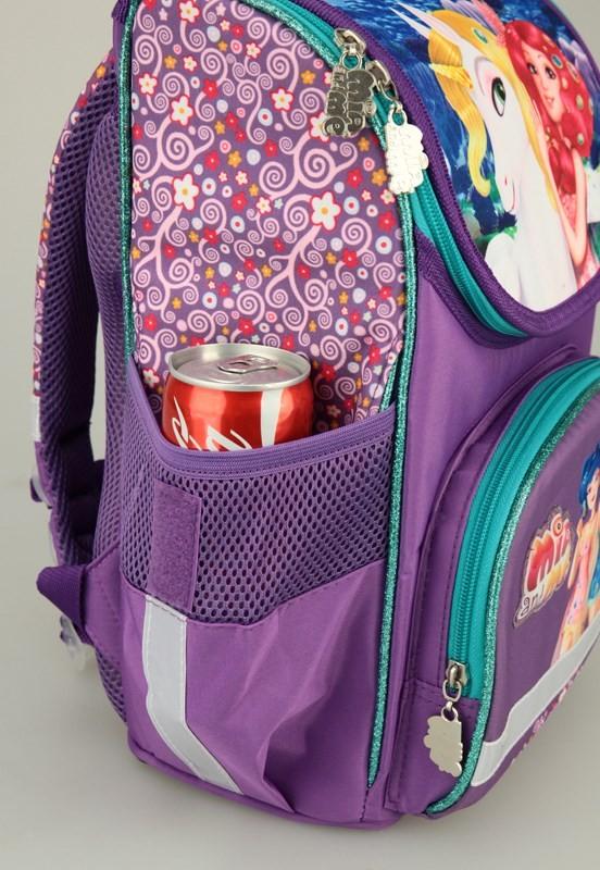 86e88fca2906 KITE 501 Mia and Me-2 - купить школьный рюкзак: цены, отзывы,  характеристики > стоимость в магазинах Украины: Киев, Днепропетровск,  Львов, Одесса