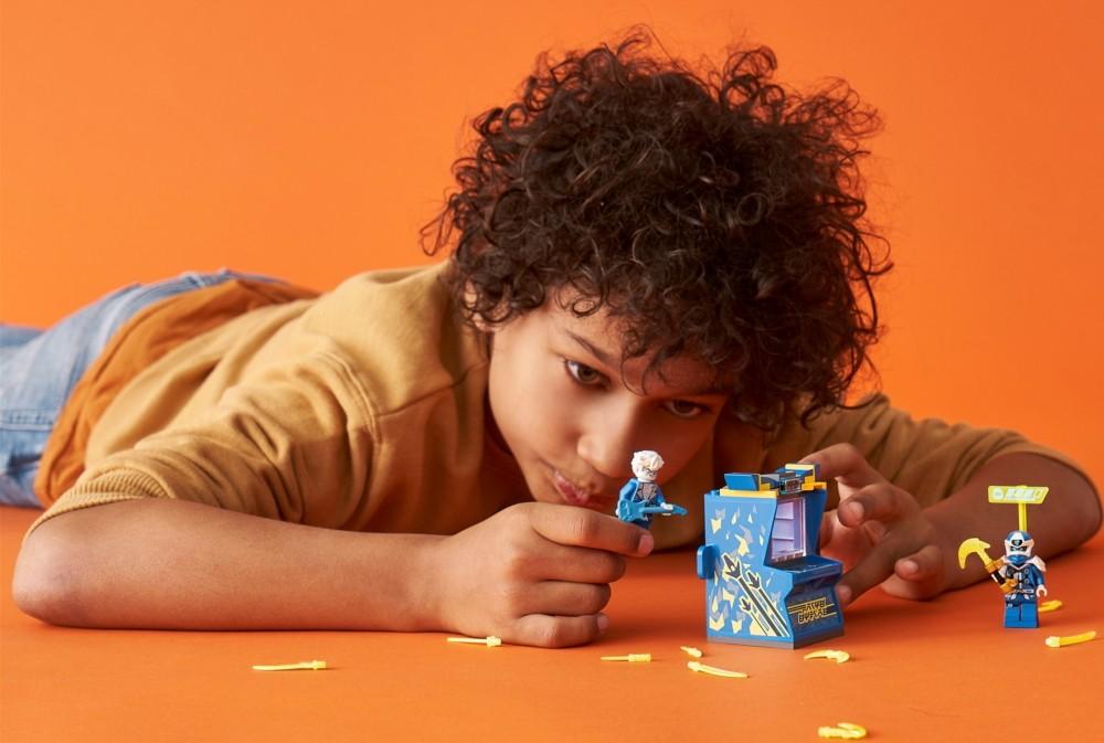 Lego Jay Avatar Arcade Pod 71715 - купить конструктор: цены ...
