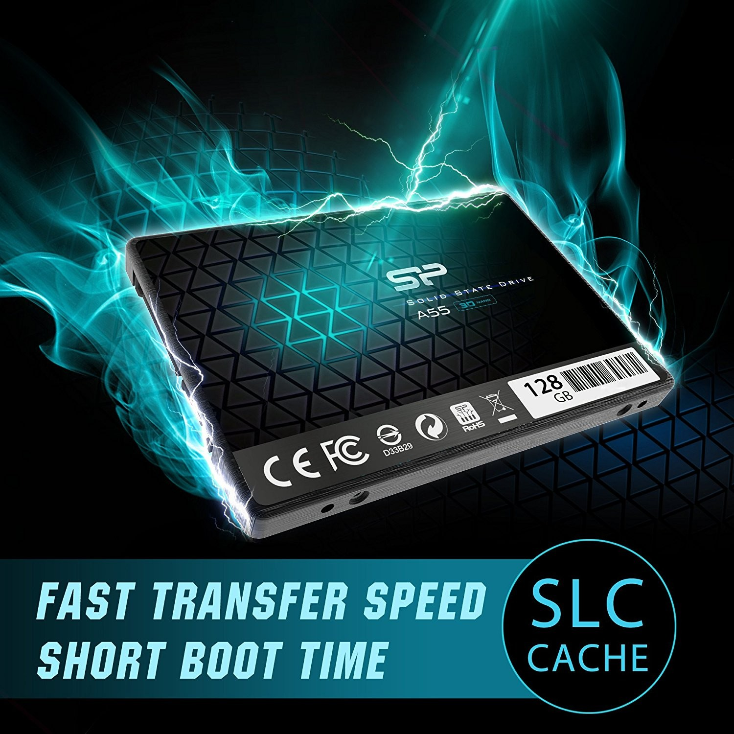 SSD Silicon Power Ace A55 SP064GBSS3A55S25