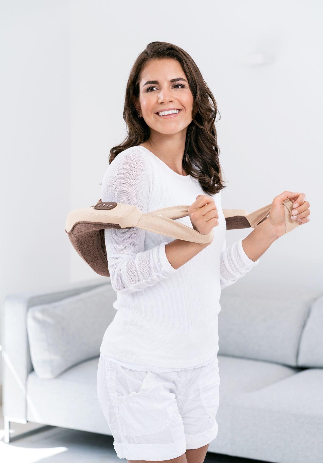 Массажер beurer mg 153 отекает правая сторона тела рука и нога