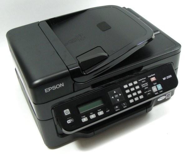 EPSON WF2530 DESCARGAR CONTROLADOR