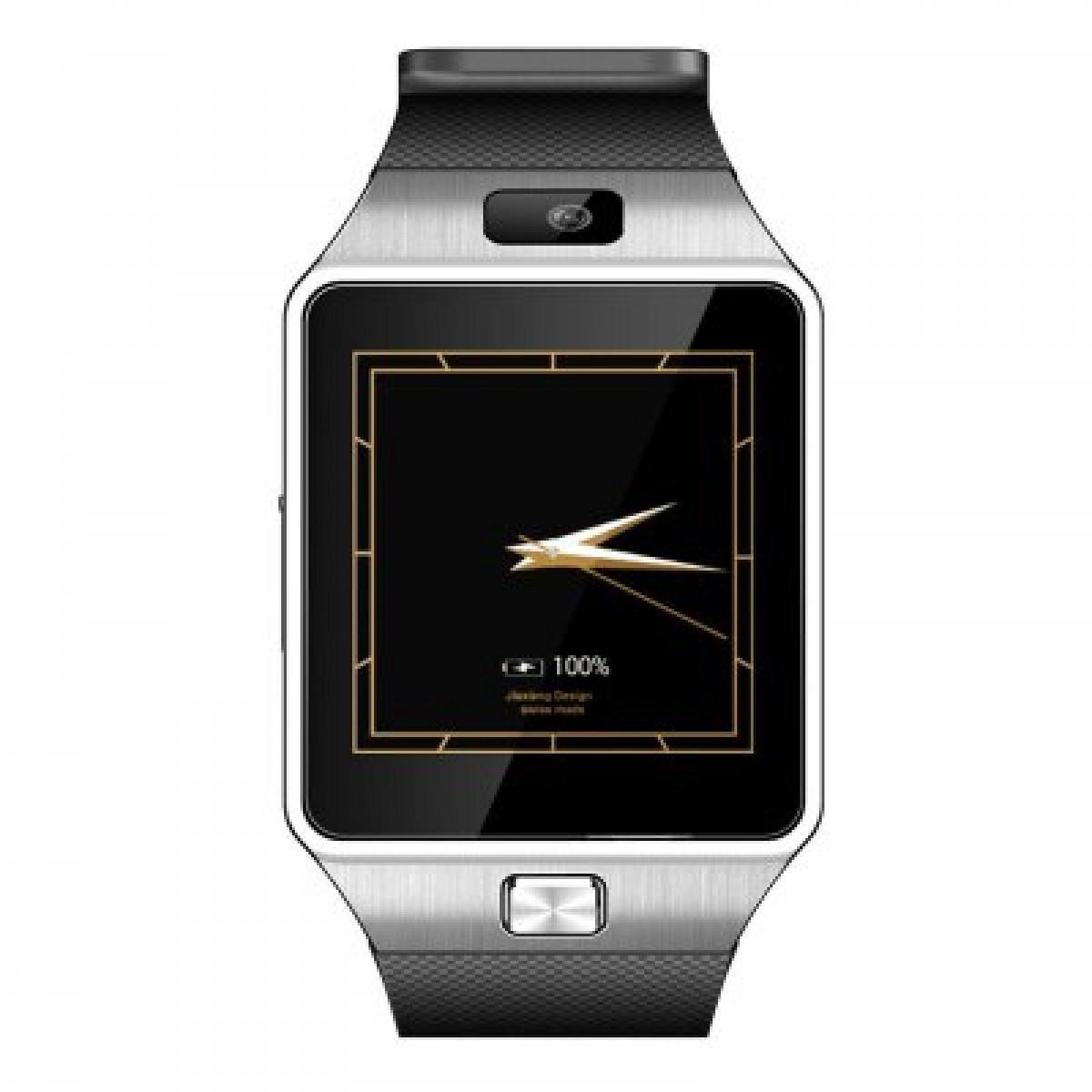 Смарт часы телефон qw09 с 3g интернетом