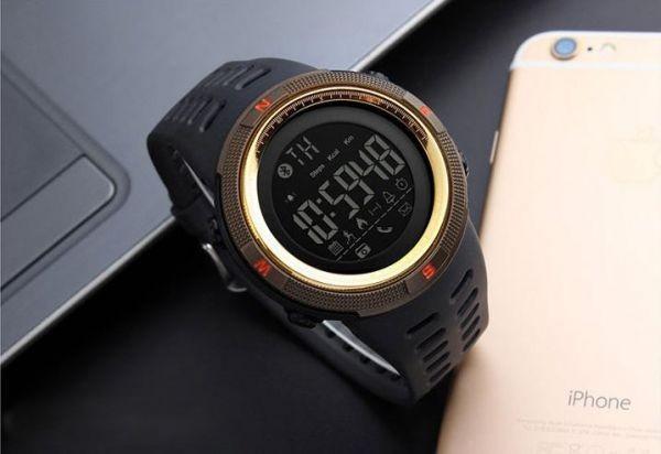 Носимый гаджет SKMEI Smart Watch 1250. Вопросы и ответы о SKMEI Smart Watch  1250 c1df949a5c8c7