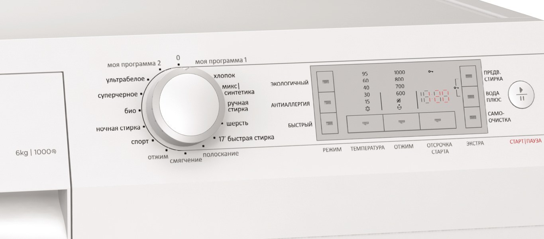 Gorenje W 6402 SR - купить стиральную машину  цены bcf7112a115c7