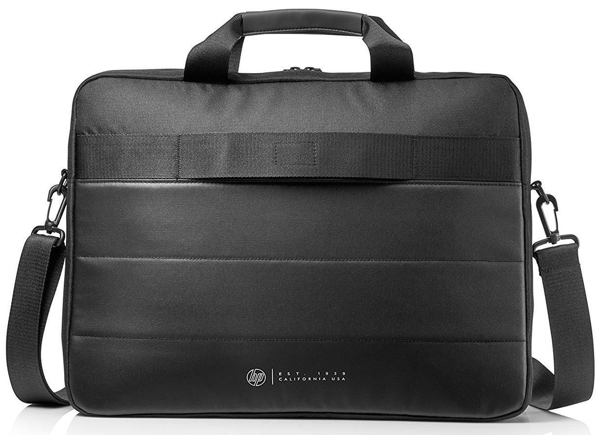 93b9205af137 HP Classic Briefcase 15.6 – купить сумку для ноутбука, сравнение цен  интернет-магазинов: фото, характеристики, описание | E-Katalog