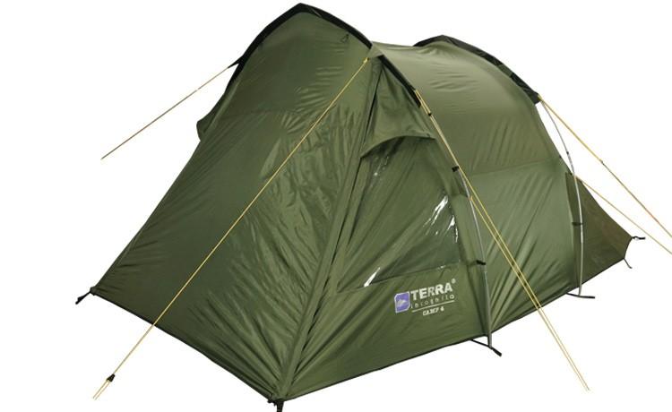 Палатка Terra Incognita Camp 4 купить ▷ цены и отзывы магазинов Украины   продажа в Киеве 0745730ac1feb